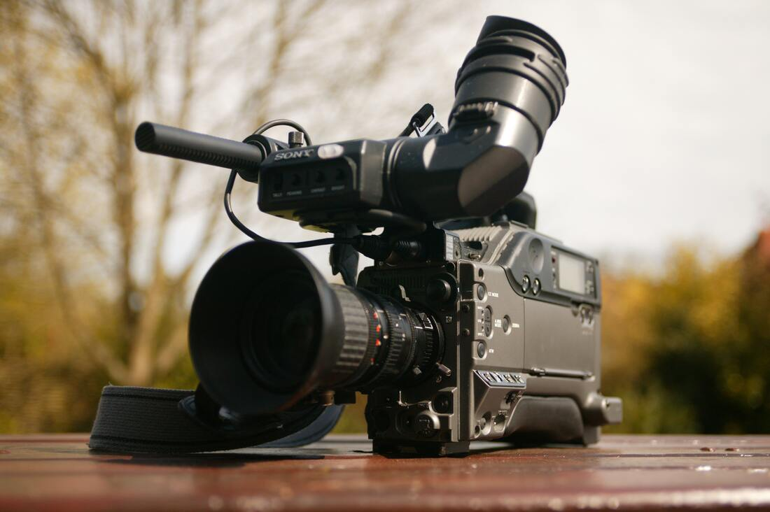 Image TV camera 10 stories that will get your business in the media